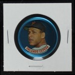 1965 Old London Coins  Orlando Cepeda  Front Thumbnail