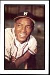 1953 Bowman REPRINT #3  Sam Jethroe  Front Thumbnail