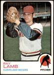 1973 Topps #496  Ray Lamb  Front Thumbnail