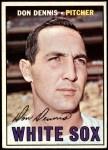 1967 Topps #259  Don Dennis  Front Thumbnail