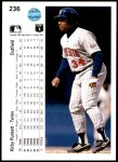 1990 Upper Deck #236  Kirby Puckett  Back Thumbnail