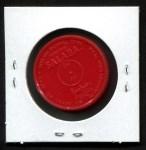 1962 Salada Coins #85  Norm Siebern  Back Thumbnail