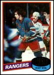 1980 Topps #37  Ron Duguay  Front Thumbnail