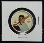 1962 Salada Coins #22  Bob Allison  Front Thumbnail