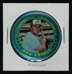 1971 Topps Coins #83  Ron Fairly  Front Thumbnail