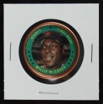1971 Topps Coins #57  Willie McCovey  Front Thumbnail