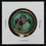 1971 Topps Coins #121  Wes Parker  Front Thumbnail