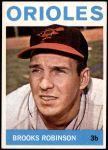 1964 Topps #230  Brooks Robinson  Front Thumbnail