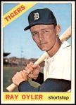 1966 Topps #81  Ray Oyler  Front Thumbnail