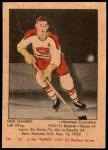 1951 Parkhurst #16  Dick Gamble  Front Thumbnail