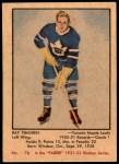 1951 Parkhurst #78  Ray Timgren  Front Thumbnail