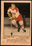 1951 Parkhurst #18  Ross Robert Lowe  Front Thumbnail