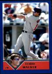 2003 Topps Traded #12 T Todd Walker  Front Thumbnail