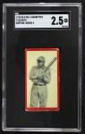1910 T210-5 Old Mill Carolina Association BAT Roth  Front Thumbnail
