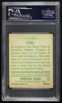 1933 Goudey Indian Gum #103   Steel  Back Thumbnail