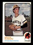 1973 Topps #141  Bruce Kison  Front Thumbnail