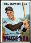 1967 Topps #357  Bill Skowron  Front Thumbnail