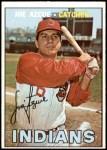 1967 Topps #336  Joe Azcue  Front Thumbnail
