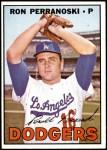 1967 Topps #197  Ron Perranoski  Front Thumbnail