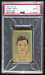 1925 W512 #6   -  Babe Ruth   Front Thumbnail
