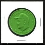 1960 Armour Coins #11 LGR Nellie Fox  Front Thumbnail