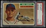 1956 Topps #283  Hal R. Smith  Front Thumbnail