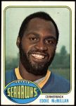 1976 Topps #388  Eddie McMillan   Front Thumbnail