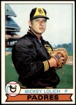 1979 Topps #164  Mickey Lolich  Front Thumbnail