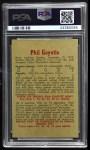1959 Parkhurst #4  Phil Goyette  Back Thumbnail
