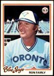 1978 Topps #85  Ron Fairly  Front Thumbnail