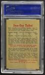 1959 Parkhurst #49  Jean-Guy Talbot  Back Thumbnail