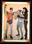 1966 Topps Batman - Riddler Back #36   Catly Caper Front Thumbnail