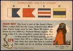 1955 Topps Rails & Sails #179   Crash Boat Back Thumbnail