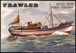 1955 Topps Rails & Sails #160   Trawler Front Thumbnail