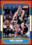 1986 Fleer #101  Jerry Sichting  Front Thumbnail