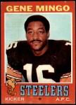 1971 Topps #227  Gene Mingo  Front Thumbnail