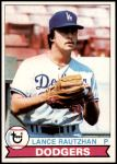 1979 Topps #373  Lance Rautzhan  Front Thumbnail