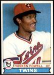 1979 Topps #656  Hosken Powell  Front Thumbnail