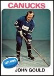 1975 Topps #266  John Gould   Front Thumbnail