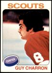 1975 Topps #32  Guy Charron   Front Thumbnail