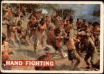 1956 Topps Davy Crockett Orange Back #20   Hand Fighting  Front Thumbnail