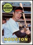 1969 Topps #278  Gary Geiger  Front Thumbnail