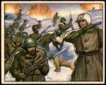 1951 Bowman Red Menace #32   UN Counterattack Front Thumbnail