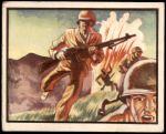 1950 Topps Freedoms War #50   White Phosphorous Front Thumbnail