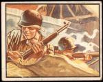 1950 Topps Freedoms War #69   Careful Aim Front Thumbnail