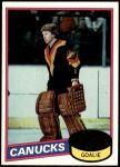 1980 Topps #141  Glen Hanlon  Front Thumbnail