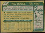 1980 Topps #148  Paul Woods  Back Thumbnail