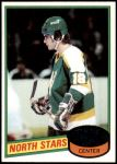 1980 Topps #206  Mike Eaves  Front Thumbnail