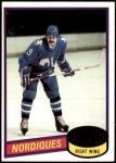 1980 Topps #178  Real Cloutier  Front Thumbnail