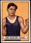 1951 Topps Ringside #46  Ruby Goldstein  Front Thumbnail